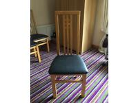 Chairs x 6