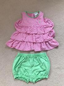 Baby girl Ralph lauren outfit