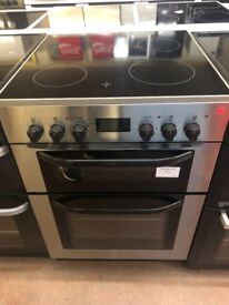 60CM STAINLESS STEEL LOGIK ELECTRIC COOKER