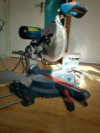 Bosch 110V Double Bevel Chop Saw
