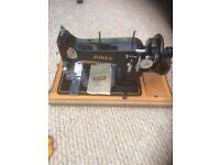 Jones Cylinder Shuttle Sewing Machine