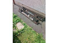 2 ford transit rear light boards slight surface rust