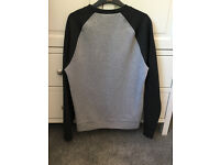 Black and Grey Medium Jumper