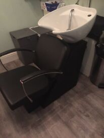 Back wash unit excluding sink new in box