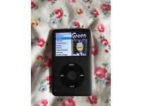Apple iPod Classic 160GB - Black - 7th Gen - MC297
