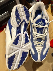 Adidas Women's Sports Shoes Size 8