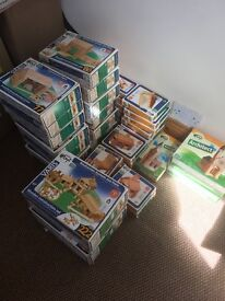 VARIS wooden construction kits x100+