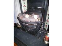 Victorian Cast iron Dog basket