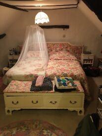 Bedroom matching set.