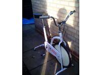 Leisurewise1000 exercise bike