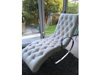 Designer lounge rocking chair