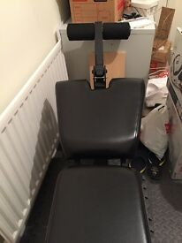 Nautilus Smith Multi Gym very good condition, all weights included, buyer collects from Greenhithe