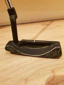 PING my day putter