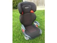 Immaculate baby toddler car seat graco Black sports