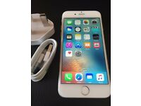 Apple iPhone 6 Plus 64gb Silver UNLOCKED