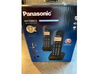 Panasonic twin cordless telephones