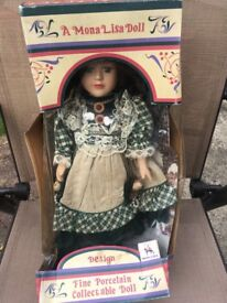 Collectable Doll (not a toy)