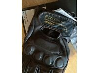 New Motorcycle gloves Dainese vintage style in brown