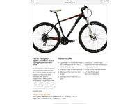 Falcon ravage mountain bike, like new