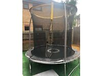 8ft trampoline £30 Ono