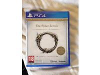 PS4 games Elder scrolls