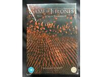 Game of thrones season 1-4