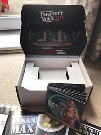 Insanity max 30 base kit - DVD workout