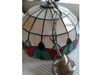 2 Tiffany light shade
