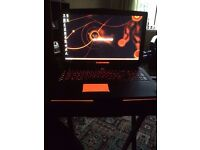 DELL Alienware 17 (GTX 980M, i7-4980HQ, 256GBSSD, 16GB RAM, Touchscreen!) £950