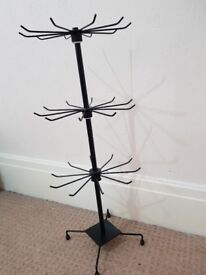 Hanging stand for shop