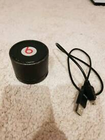 Beats speaker
