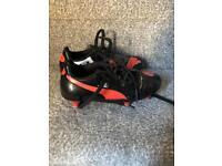 Children's football boots size 11