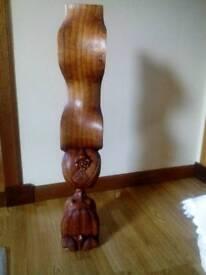 Wooden Figureen