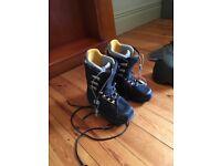 Burton Ion Snowboard boots, Size 10