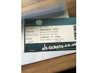 Splendour ticket 11+