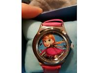 Brand new frozen watches in gift boxes