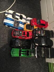 Cars 1:24 scale
