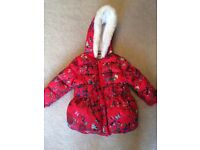 Marks and Spencer coat 2-3years