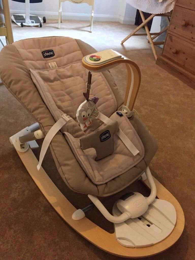 Chicco baby seat from birth