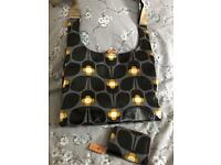 Orla kiely midi sling bag/purse