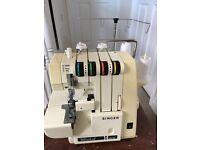 Singer overlocker sewing machine 14U 34B/234B
