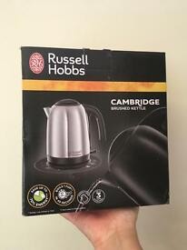 NEW Russell Hobbs kettle 1.7L 3000W still in the original box