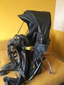 Deuter kid comfort 3 III baby carrier backpack