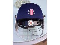Gray-Nicolls Junior Cricket Helmet