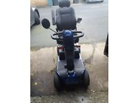 Pride colt plus mobility scooter.