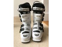 Ski boots - Salomon Junior ski boot size 25.5 (UK size 5.5-6)