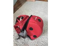 LittleLife ladybird reigns rucksack