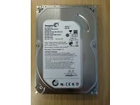 "Seagate 500GB Desktop 3,5"" Hard disk SATA"