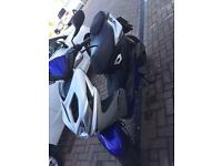 Yamaha Aerox R 50cc MOT Due November
