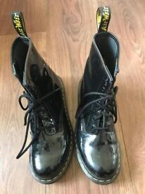 Dr Martens Boots Size 5